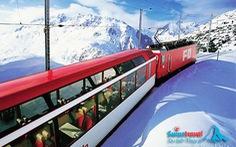 Thụy Sĩ - những tuyến đường sắt đẹp nhất thế giới