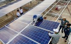 Tài trợ đến 70% vốn vay cho dự án điện mặt trời