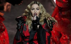 Madonna vẫn sẽ biểu diễn tại Eurovision mặc kêu gọi tẩy chay