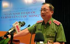 Bộ Công an phát động giải báo chí 'Vì an ninh Tổ quốc và bình yên cuộc sống'