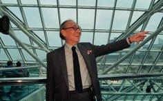 'Cha đẻ' của kim tự tháp trong suốt ở bảo tàng Louvre qua đời