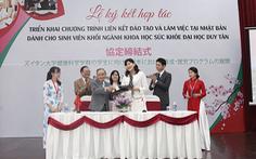 Khối ngành khoa học sức khỏe năm 2019 tại ĐH Duy Tân
