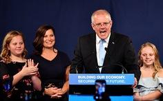 Bầu cử Úc: thắng lợi 'kỳ diệu' cho Thủ tướng Scott Morrison