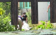 Gia đình nhận diện nạn nhân bị phi tang xác trong thùng nhựa