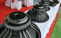 100 thương hiệu dự triển lãm quốc tế thiết bị biểu diễn chuyên nghiệp