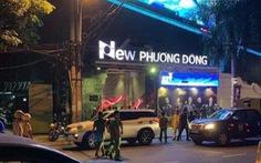 Công an ập vô vũ trường New Phương Đông trong đêm, 75 người dương tính ma túy