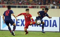 Bản quyền hai trận đấu của tuyển Việt Nam tại King's Cup: 7 tỷ đồng