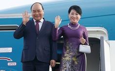 Thủ tướng Nguyễn Xuân Phúc tới Saint Peterburg, bắt đầu thăm LB Nga