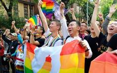 Đài Loan nổi cáu vì Trung Quốc 'tranh phần' luật hôn nhân đồng giới