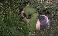 Vụ thi thể trong bêtông: nạn nhân Nghệ An mất liên lạc hơn một tháng với gia đình