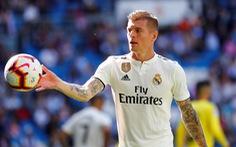 Real Madrid giữ chân Kroos đến năm 2023