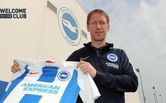 Brighton & Hove Albion 'cướp' HLV Graham Potter từ tay Swansea City