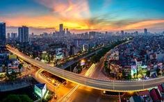 Ngắm Hà Nội và những thành phố nổi tiếng thế giới từ trên cao
