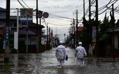 Nhật Bản phát triển hệ thống dự báo ngập do mưa