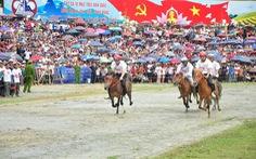 Festival 'Vó ngựa cao nguyên trắng Bắc Hà'