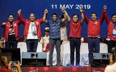 Bầu cử giữa kỳ Philippines: tường thành ngăn ông Duterte đã sập