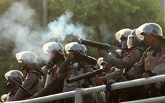 Chính quyền Indonesia: Nhóm biểu tình bạo loạn là 'lưu manh được trả tiền'