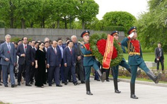 Thủ tướng thăm 'thủ đô phương bắc' nước Nga