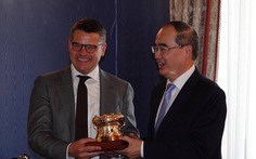 TP.HCM muốn mở rộng cửa hợp tác với Đức từ bang Hessen