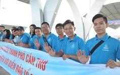 400 đại biểu tới Côn Đảo dự 'Sinh viên với biển đảo Tổ quốc'