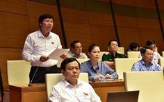 Vụ gian lận thi cử, ông Triệu Tài Vinh: 'Tôi thì dư luận phán xét xong rồi'