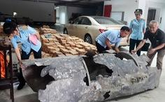 Đi đánh cá, ngư dân Quảng Ninh 'bắt' được vật thể lạ