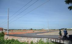 Tạm dừng chuyển nhượng quyền sử dụng 132 thửa đất ở Phan Thiết