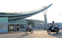 Phê bình 3 lãnh đạo Học viện Cán bộ TP.HCM tổ chức đấu thầu