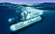 Australia 'bắt tay' Uber tổ chức hoạt động du lịch bằng tàu ngầm