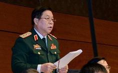 Thượng tướng Nguyễn Trọng Nghĩa: Quân đội xử sai phạm đất đai 'không vùng cấm'