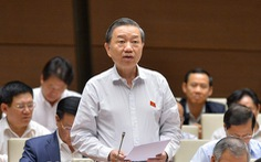 Bốn tư lệnh ngành chuẩn bị ngồi 'ghế nóng' chất vấn ở Quốc hội