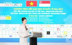 Sunshine Homes được vinh danh tại 'Diễn đàn kinh tế quốc tế Asia 2019'