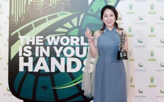 Một doanh nghiệp Việt thắng giải AREA 2019