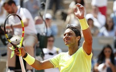 Djokovic và Nadal thắng dễ trận ra quân Roland Garros 2019