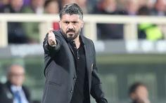 HLV Gattuso chính thức chia tay AC Milan