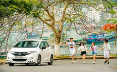 Honda Jazz - chiếc xe dành cho gia đình trẻ thời đại mới