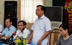 Phó chủ tịch tỉnh Sơn La tiếp tục làm trưởng ban chỉ đạo kỳ thi THPT