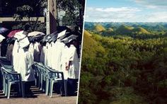 Học sinh Philippines phải trồng 10 cây xanh trước khi tốt nghiệp