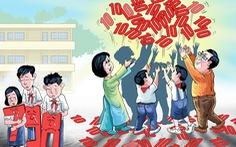 Phạt cô giáo 5 triệu vì bắt học sinh 'thụt dầu' 200 lần