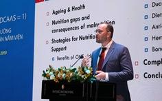 Thêm sản phẩm bổ sung dinh dưỡng cho người bệnh trên 50 tuổi
