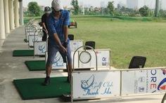Sân tập Golf Thanh Hà Mường Thanh: hiện đại và tiêu chuẩn