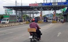 Đề nghị giảm 50% phí cho 334 xe An Giang qua trạm T2