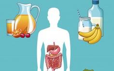 Ăn uống như thế nào để có thể tiêu hóa tốt?