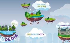 The Forest City - Xu hướng 'Xanh hóa' không gian sư phạm