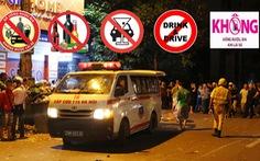 Tai nạn giao thông do rượu bia: Sửa luật để nghiêm trị!