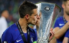 Chelsea tưng bừng ăn mừng chức vô địch Europa League