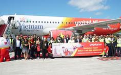 Vietjet chính thức khai trương đường bay TP.HCM - Bali