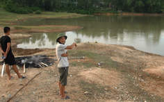 Video đi dã ngoại, 5 học sinh Nghệ An chết đuối thương tâm