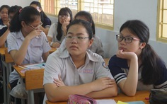 Tuyển sinh lớp 10 Trường trung học thực hành: trung bình 1 'chọi' 10