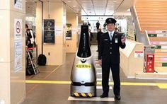Nhật Bản ra mắt robot tuần tra an ninh tại sân bay